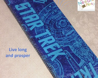 Free Shipping to the US* CrossFit Wrist Wraps - Star Treck Blue - DH