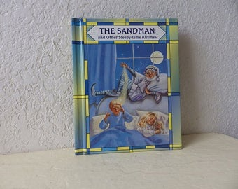 The Sandman and Other Sleepy-Time Rhymes, 1990. Like New