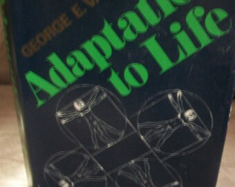 Adaptation To Life By George E. Vaillant 1977 HB