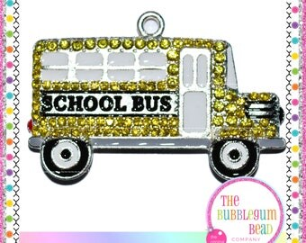 46mm YELLOW SCHOOL BUS