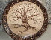 CUSTOM ORDER Viking Compass tokens