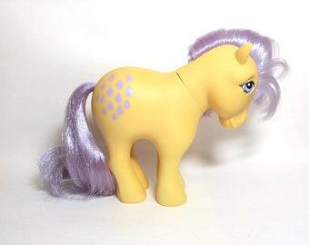 My Little Pony Lemon Drop G1 1982 Vintage