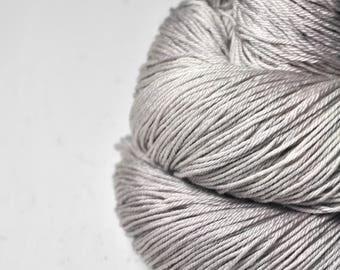 Last breath OOAK - Merino/Silk Fingering Yarn Superwash