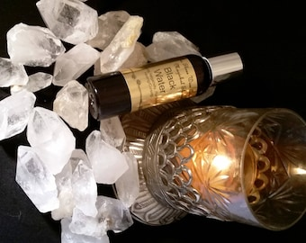 Black Water Ritual Water -- Hex, Curse, Forcefully Remove Negative Energy, Send Away Unwanted Individuals