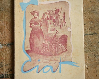 Travel Guide to Italy CIAT Pink Ribbon Itinerary 40s/50s