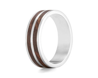 Dual - wood ring UK