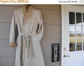 Vintage Rain Coat by Jerold Reversible New Orleans