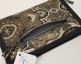 XL Travel/Project case in Elegant Paisley