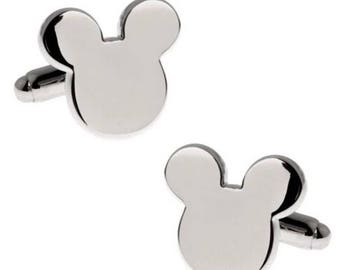 Mickey Mouse Cufflinks