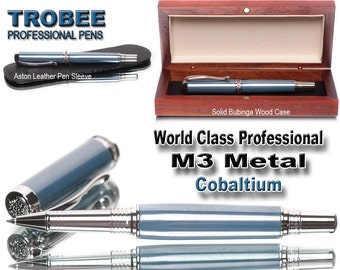Handmade M3 Pen - Top of the Line Pen  Luxury Pen - Top of the line - one of a kind - professionally made pen