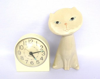 VINTAGE MOD Ceramic KITTY