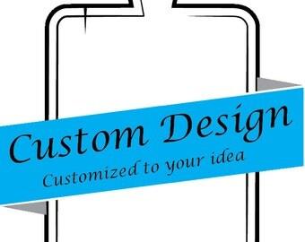 Completely Custom Work for an Item
