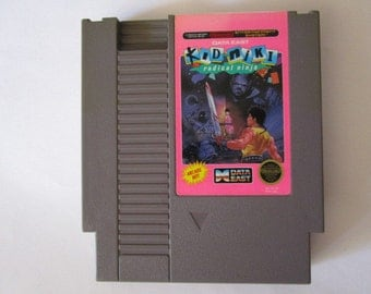 KID NIKI-- Vintage Nintendo Game  (NES)  Works