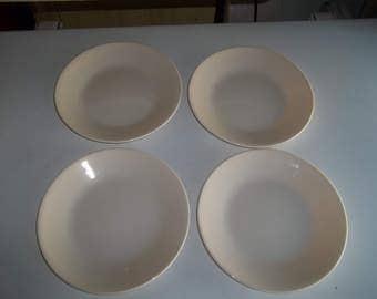 4 Beige AKA Sandstone Corelle 6 3/4 Bread Plates