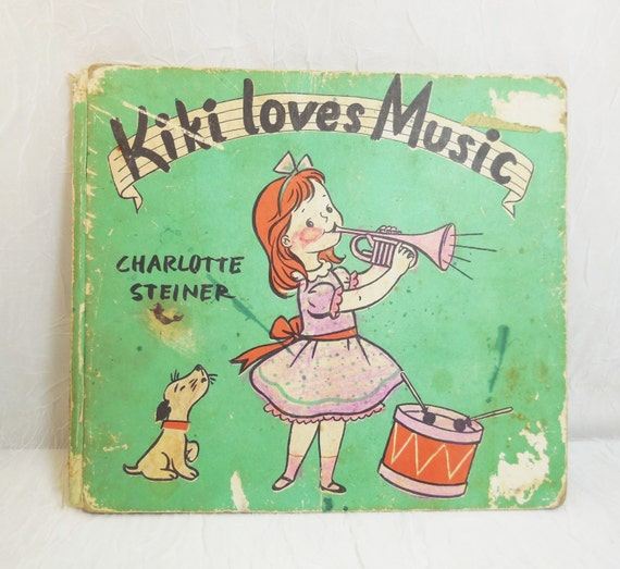 Kiki Loves Music by Charlotte Steiner
