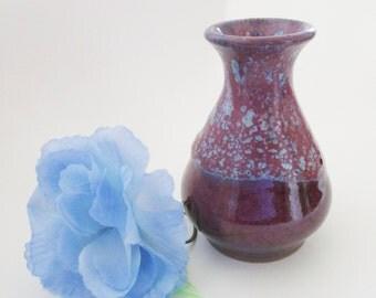 Stone Family Guild Stoneware Vase Art Pottery  - FL