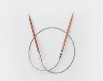 "ChiaoGoo Bamboo Circular Knitting Needles 16"" (40 cm)"