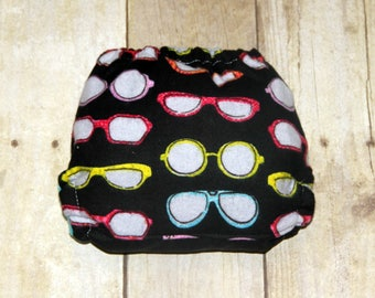 SALE Sunglasses One Size Pocket Cloth Diaper, Reusable Cloth Diaper, One Size Cloth Nappy, One Size Pocket Cloth Diaper, Pocket Cloth Diaper
