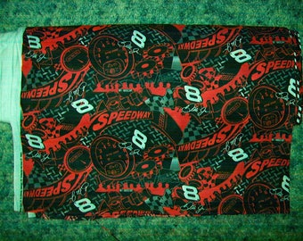 Special Listing for Medicburch -Nascar 2003 Fabric Dale Earnhardt Jr with number 8