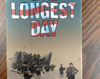 The Longest Day VHS Movie