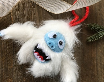 Abominable Snow Man // Yeti // Wild Harvest Lavender filled