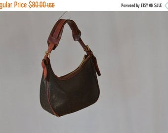 SALE Mulberry scotchgrain small Handbag Vintage Mulberry handbag