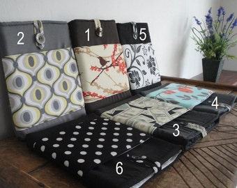 25% OFF Ready-to-Ship / iPad Sleeve / Tablet Sleeve / Padded POCKET / max. sizes: 9.8 x 7.5 x 0.8 inches / 25 x 19 x 2 cm