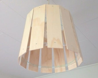 Objectify Paling Light Shade