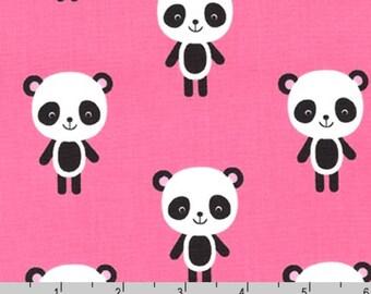 Urban Zoologie - Pink Panda by Ann Kelle from Robert Kaufman