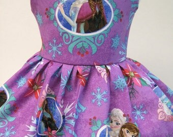 Christmas Sisters, Winter and Holiday Dress A
