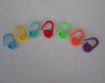 Knitting / Crochet Locking Stitch Markers