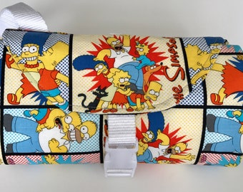 The Simpsons, On-The-Go, Changing Pad, Clutch