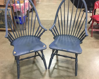 Windsor Chairs Etsy