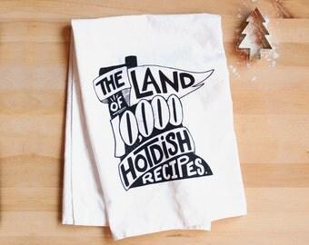 The Land of 10,000 Hotdish Recipes