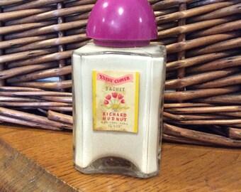 Richard Hudnut Yanky Clover sachet vintage perfumes