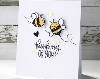 Bumble Bee Thinking of You