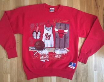 Vintage Michael Jordan Bulls Sweatshirt