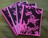 Anna Nicole Smith Zine