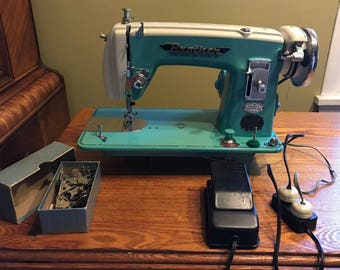 Vintage Brother Precision Sewing Machine