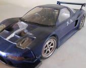Honda Car,Classicwrecks,Scale Model Car,Junked Model,Rusted Wreck,ClassicCar