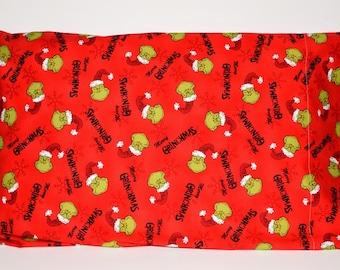How the Grinch Stole Christmas Pillowcase