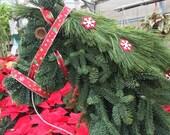ON SALE Handmade Horsehead Wreath!