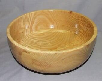 "Large ASH salad bowl, 11 1/4"" diameter by 5"" high, Item 103475"