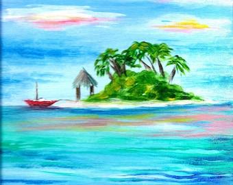 Island Acrylic