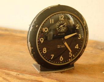 Vintage Antique Clock Big Ben Westclox Alarm Clock