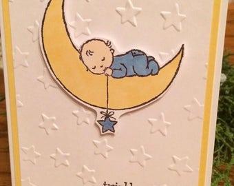 Baby Boy card, New Baby Boy card, Baby Card, New Baby Card, New Baby Boy, Baby Shower, Baby Gift, New Baby, Baby Boy, Baby Girl, Baby Girl
