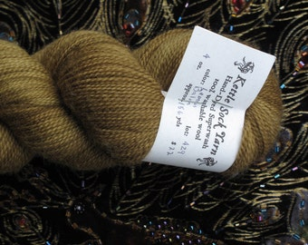 Natural Dyed Kettle Sock Yarn