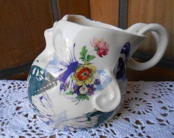 Spring Day Slip Cast Baby Head Ceramic Mug