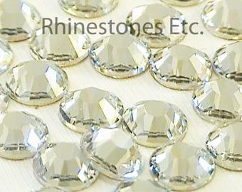 Crystal 30ss HOT FIX Swarovski Elements Rhinestones 10 piece