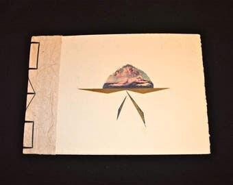 OOAK Journal or Scrapbook Erika Schmitt Cotton Rag Paper and More